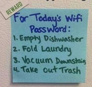wifi-password